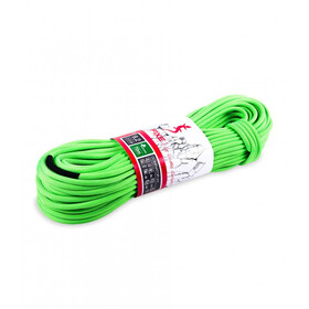 Fixe Dominator SPD Rope 9,2mm x 80m, neon green/white